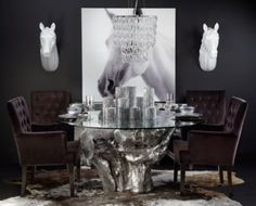 Glass Links Chandelier from Z Gallerie  $299  #zgallerie