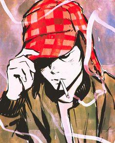 The Catcher in the Rye | Kuvshinov Ilya on Patreon