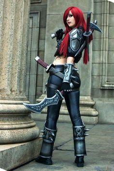 League of Legends | Katarina cosplay