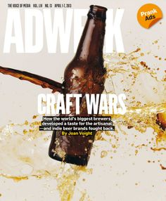 #Adweek cover - April 1, 2013