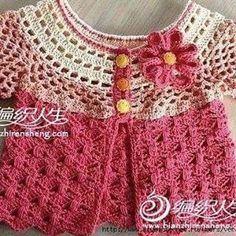 CTejidas [Crochet y Dos Agujas]: Patrón #745: Mini Falda a Crochet
