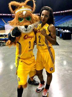 Candice got traded to Tulsa after winning a championship in Minn fafd7c46f