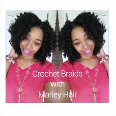 Crochet Braids Tampa Fl : 62. How To: Crochet Braids w/ Marley Hair