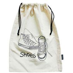 Men's Shoe Bag large for those big shoes! http://www.neatfreakshop.co.za/pBC-0055/Mens-Shoe-Bag-large.aspx#.U3Hr9C-oeQk