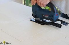 Homemade 3 in 1 Multipurpose Workbench: Table Saw, Router Table and Inverted Jigsaw (Free Plans) : 15 Steps (with Pictures) - Instructables Circular Saw Reviews, Best Circular Saw, Workbench Table, Router Table, Woodworking Jigsaw, Woodworking Supplies, Woodworking Projects, Wood Projects, Table Saw