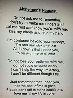 If you have elderly parents, this is a must read. You may need tissue though. #<3 the elderly.