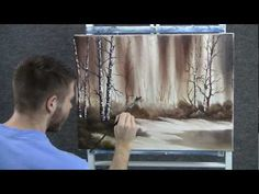 """Paint with Kevin - """"Oil Painting For Beginners No.3"""" Trailer DVD - YouTube"""