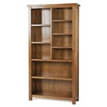 Broken Hill Divided Bookcase