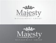 Majesty Entertainment Logo (Concerts Production... Elegant, Playful Logo Design by jaime.sp