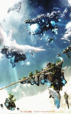 Final Fantasy XIII Concept Art
