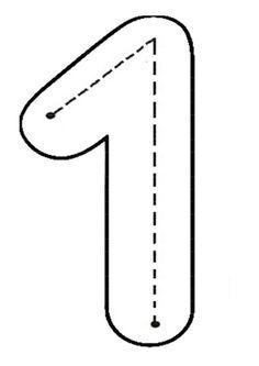 Carteles numeros asamblea
