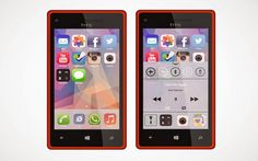 ¿iOS 7 en tu Windows Phone? Prueba el nuevo launcher al más puro estilo Apple | Windows + phone Actual