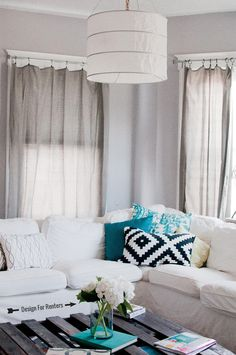 Blog on decorating tips FOR ReNTERS