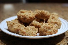 Our Favorite Recipes: Baby Led Weaning: Banana Oat Mini Muffins   Hellobee