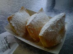 French Quarter Beignets - a very good reason to stay at Port Orleans - French Quarter! MouseTalesTravel.com