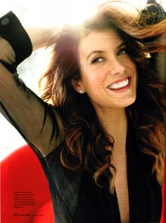 Kate Walsh. Love her! She is so pretty and I want her entire wardrobe!