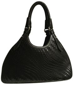 Cole Haan Genevieve Woven Leather Weave Triangle Hobo Handbag Euc Black Tote Bag. Get one of the hottest styles of the season! The Cole Haan Genevieve Woven Leather Weave Triangle Hobo Handbag Euc Black Tote Bag is a top 10 member favorite on Tradesy. Save on yours before they're sold out!