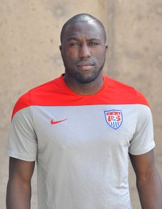 Pin for Later: Meet the Soccer Studs Playing For the USA Jozy Altidore  Age: 24 Hometown: Boca Raton, FL Team: Sunderland (England)