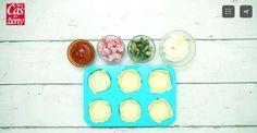 Originálne pohostenie pre hostí: Skúste pizzové korunky, na túto dobrotu sa budú zbiehať slinky každému | Casprezeny.sk