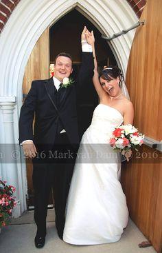 newlyweds exit church with exuberance, peterborough wedding photographer,cavan wedding photographer, millbrook wedding photographer, kawartha lakes wedding, kawartha wedding, buckhorn wedding, barrie photographer A0212