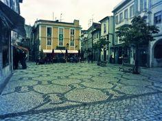 Largo N.ª N.ª da Apresentação, Aveiro, Portugal. Photo credits: Teresa Soares