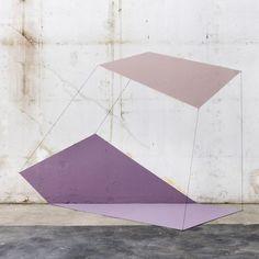 "Installation view of ""Lydia Okumura: Inside, what exists outside,"" 2017, at Galeria Jaqueline Martins, São Paulo. DING MUSA/COURTESY GALERIA JAQUELINE MARTINS"
