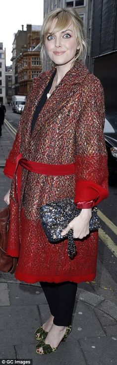 Still loved up: Jazz singer and his pregnant model wife, Sophie Dahl also rocked up at the event Sophie Dahl, Pregnant Model, Daisy Lowe, Cerise Pink, Old Models, Cloth Bags, Gq, Euro, Jazz