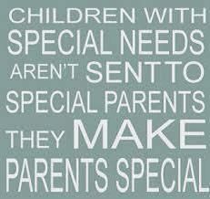 A Child with Special Needs.....