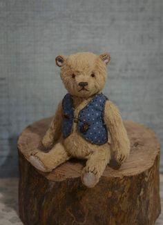 Dick by Forest Bears Sleep Teddies, Light Beige, Childhood, Toys, Animals, Teddy Bears, Activity Toys, Infancy, Animales