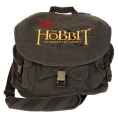 The Hobbit: An Unexpected Journey Convertible Backpack with Logo