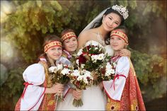 Chinese weddings in Russia