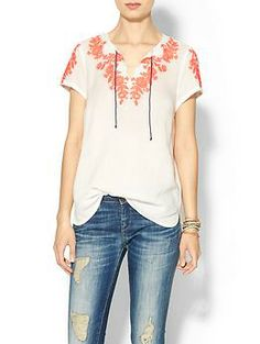 Sabine Mexicali Top | Piperlime $64.00