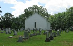Lebanon Presbyterian Church in Hinds County, Mississippi.