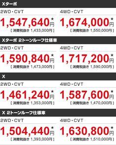 ハスラー Xターボ・X カラー・価格 | スズキ