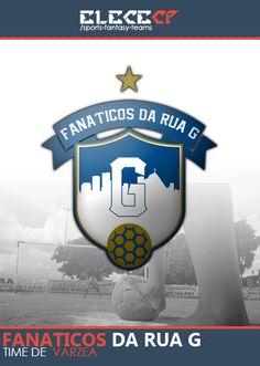 Escudo de Time de Várzea do Subúrbio Carioca.