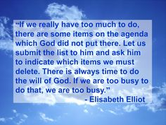 Elisabeth Elliot, Her Life and Legacy for Children