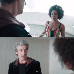 Like Sherlock and Mycroft Doctor Who.