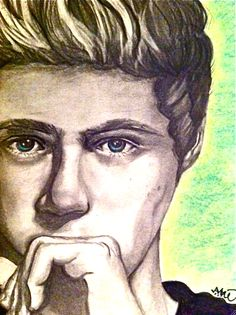 @Jackie Cole Isn't my sister talented? Repin and follow her  if you want her to make more 1D drawings!