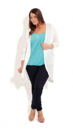 e120a006e98 Shop Women s Plus Size Women s Plus Size Midi Cape Cardigan