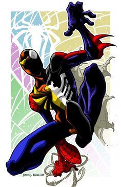 She-Venom: лучшие изображения (10) | Марвел, Черная кошка ...