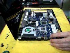 Limpieza sistema refrigeración notebook Lenovo G480