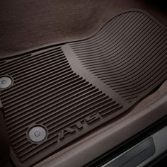 These floor mats conform to the interior contours of your vehicle for an excellent fit and a customized look The grid pattern collects rain snow dust Floor Mats, Cadillac Ats, Grid, Contours, Weather, Flooring, Vehicle, Snow, Interior