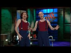 Haha is it Rove Live or Live??   Umbilical Brothers - The Flat - YouTube