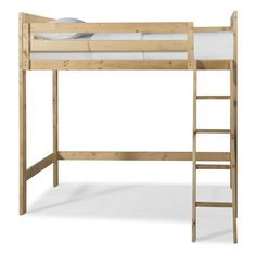 Canwood Furniture Lakecrest Twin Loft Bed & Reviews | Wayfair