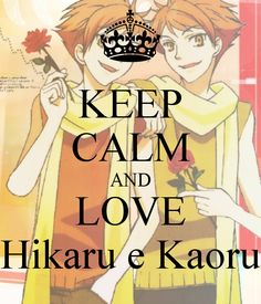 Yes, I will, thank you. :) Ouran High School Host Club