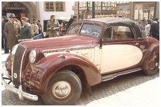 Opel, Admiral, der KAD-Baureihe