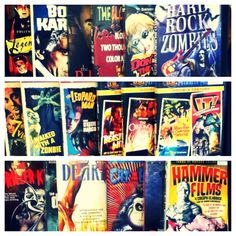 Warm up the DVD player, grab some eggnog and have a seat 'cuz it's the horrordays at Bookmans! B*
