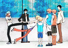 Ouran High School Host Club - Haruhi's dad is awesome. Ouran Highschool Host Club, Ouran Host Club, High School Host Club, I Love Anime, All Anime, Anime Dad, And So It Begins, Kaichou Wa Maid Sama, Another Anime
