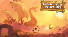 Rayman Adventures App #raymanadventures #freeappsking #freeapps #apps #itunes #ipad #iphone #googleplay #app #free #rayman #adventure #games #ubisoft