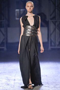 Thimister Spring 2012 Ready-to-Wear Fashion Show - Chrystal Copland (MARILYN)